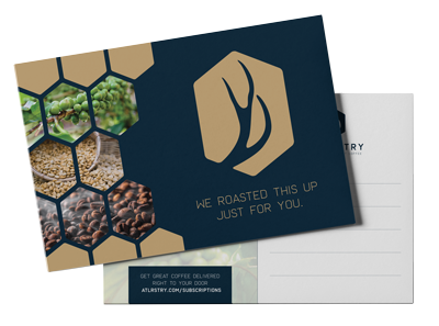 postcard-design-mailers-coffee-britt-creative
